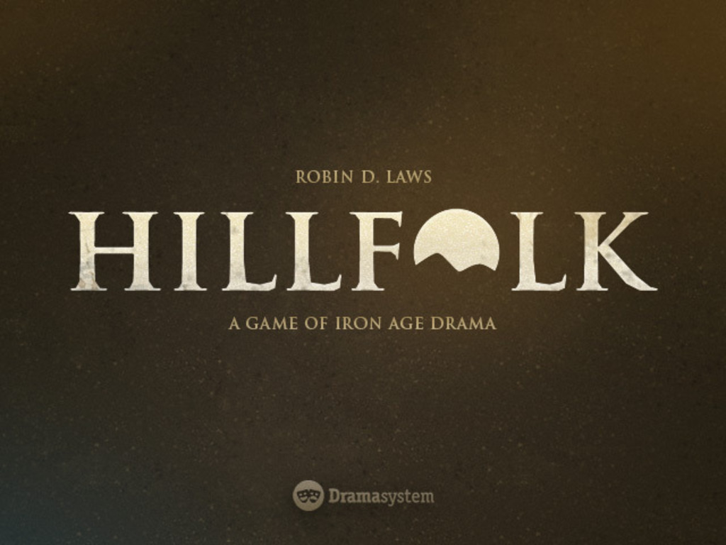Hillfolk: DramaSystem roleplaying by Robin D. Laws's video poster