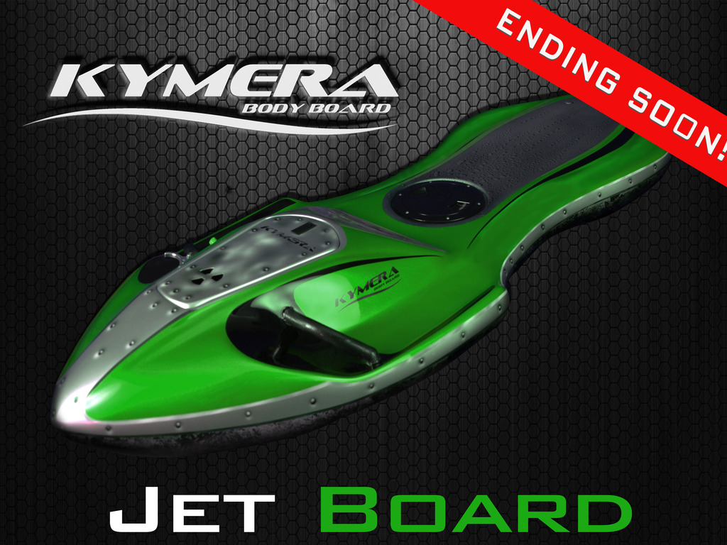 Kymera Electric Jet Board's video poster