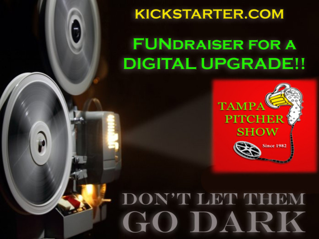 Tampa Pitcher Show Go Digital or Go Dark?'s video poster
