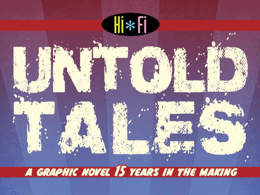 Hi-Fi: UNTOLD TALES's video poster