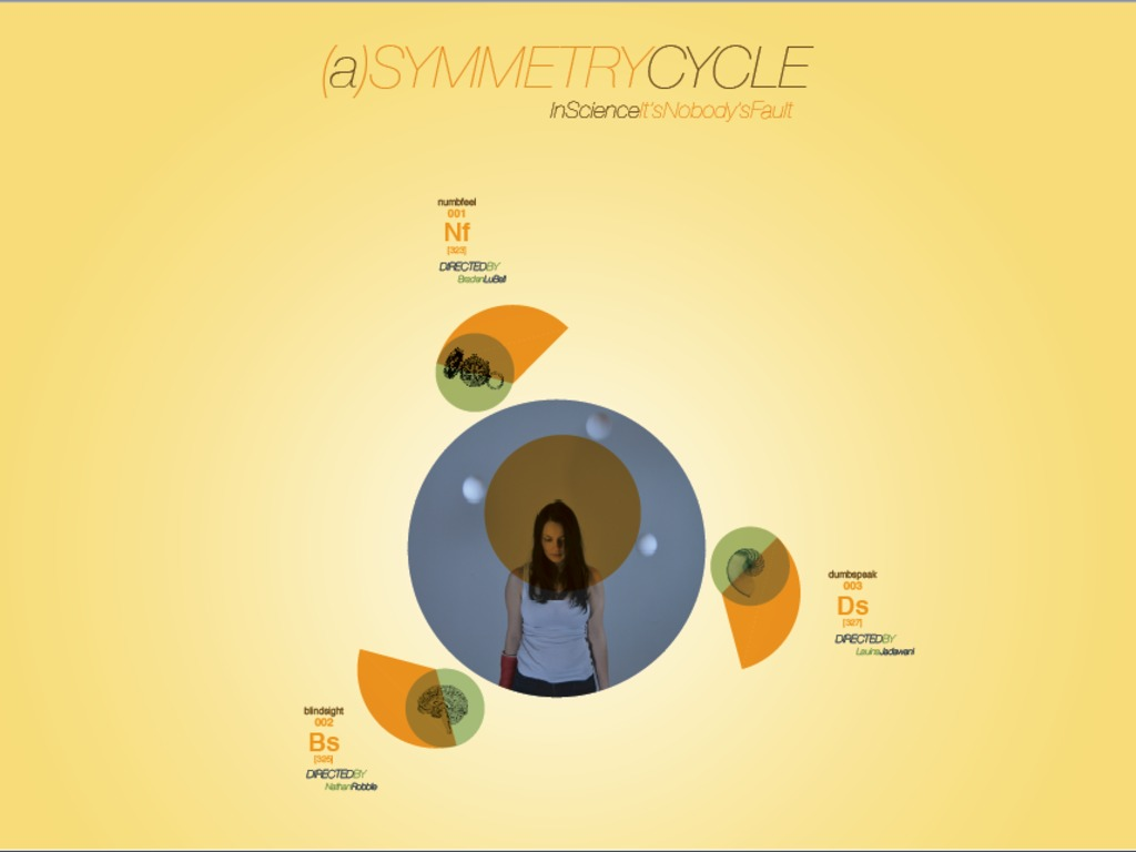 (a)Symmetry Cycle's video poster