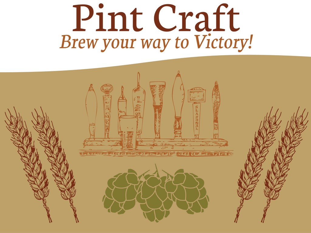 Pint Craft's video poster