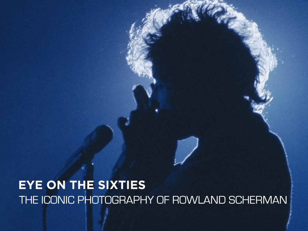 Eye On The Sixties: Rowland Scherman's video poster