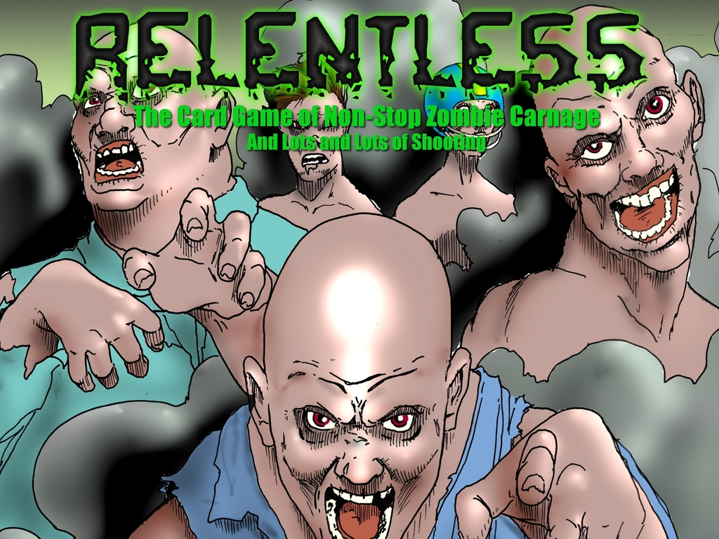 Relentless:  The Game of Non-Stop Zombie Carnage (Canceled)'s video poster