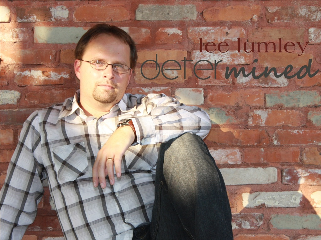 Lee Lumley: Determined's video poster