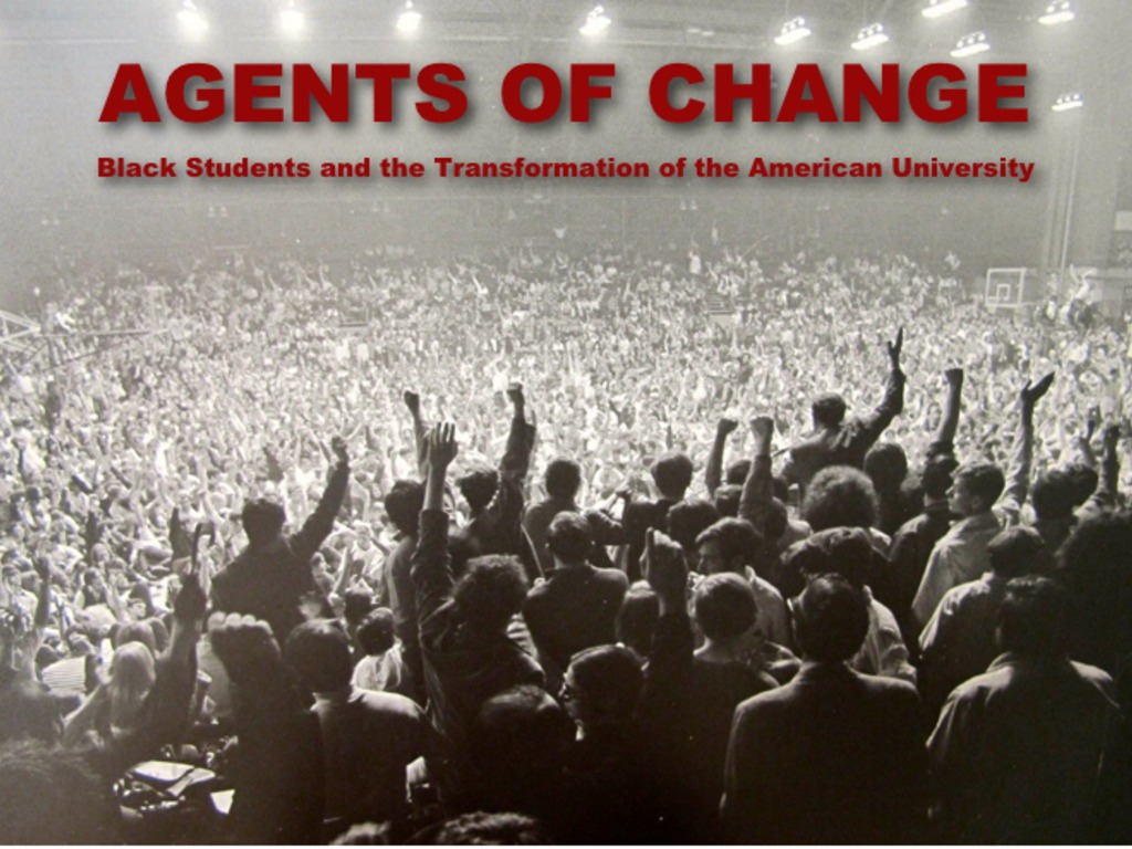 Agents of Change's video poster