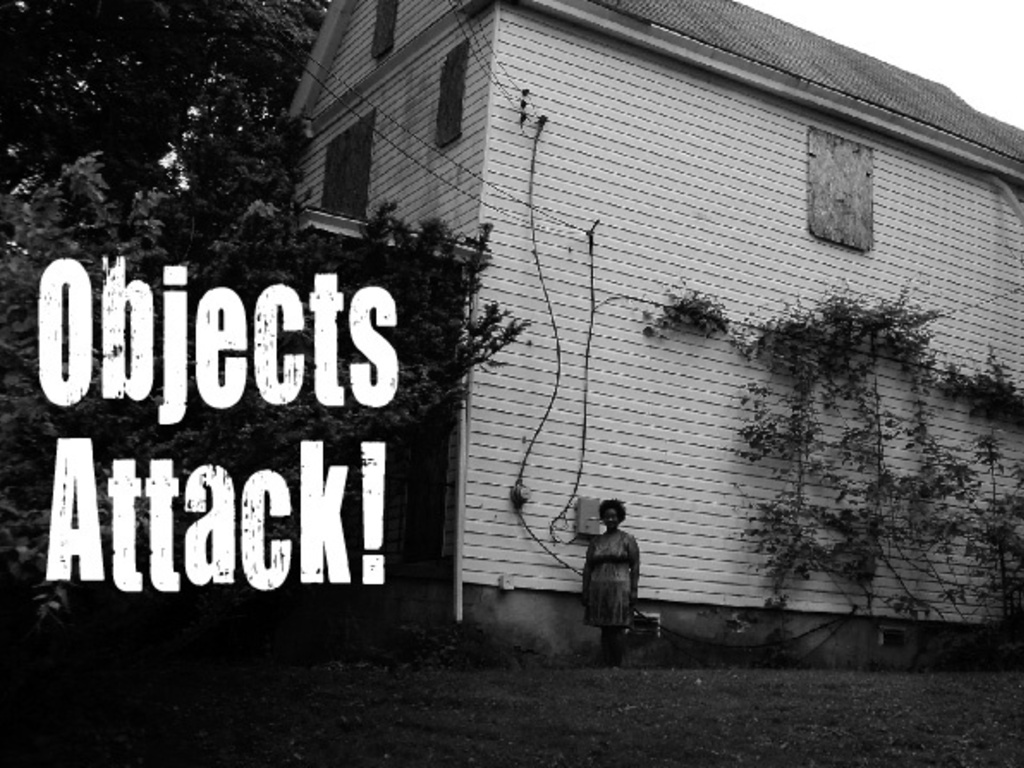 Objects Attack!'s video poster