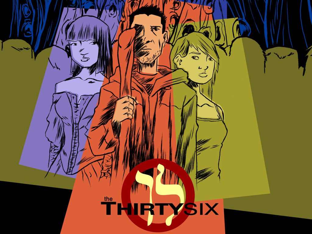 The 36: A Graphic Novel's video poster