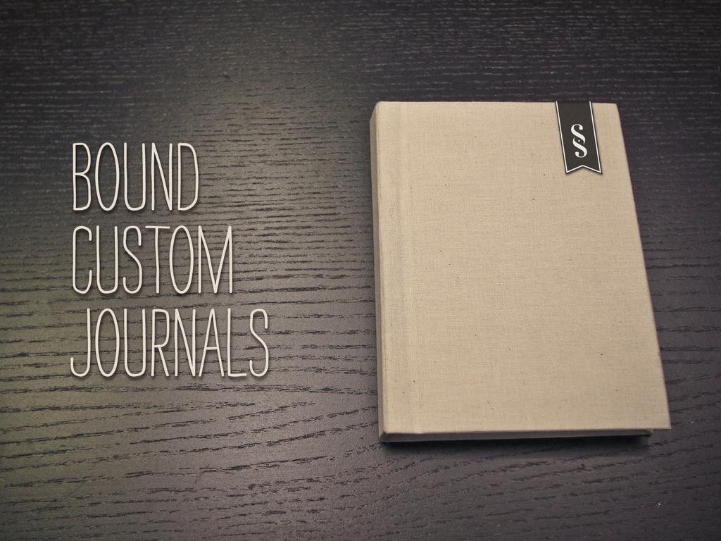 Bound Custom Journals's video poster