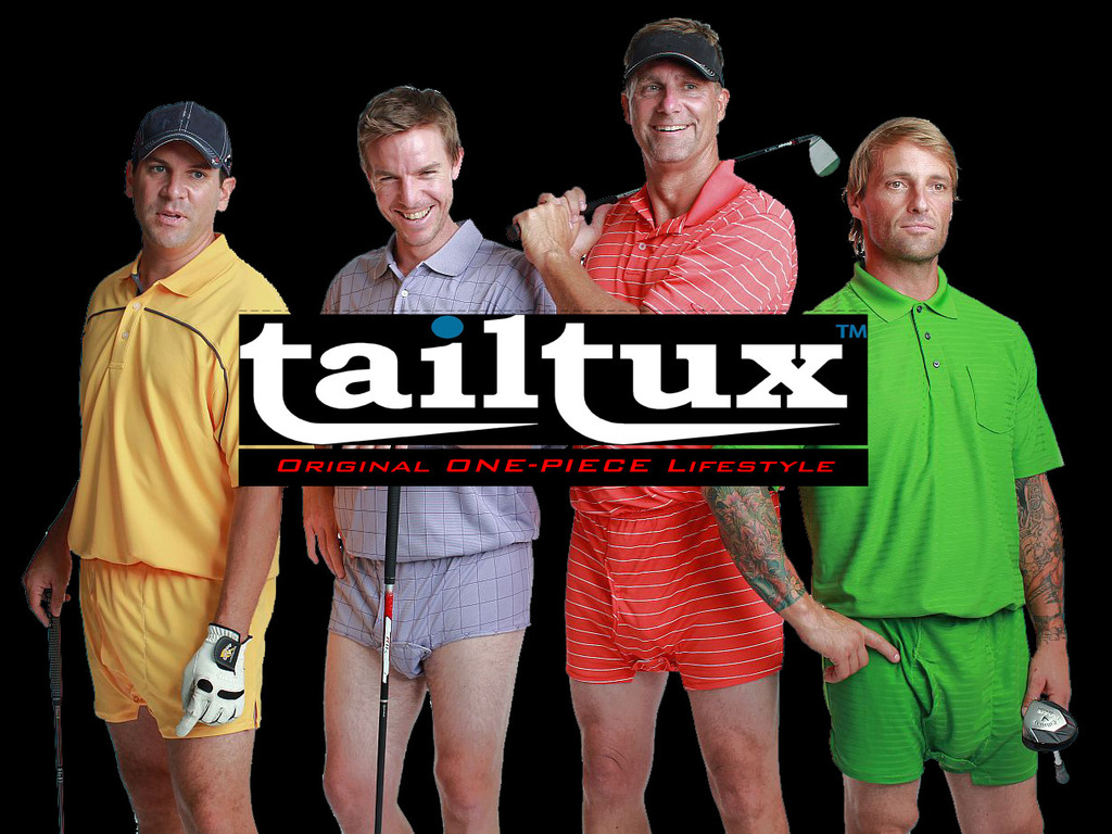 TAILTUX...Men's Stylish ONE-PIECE Shirt With No Tail's video poster