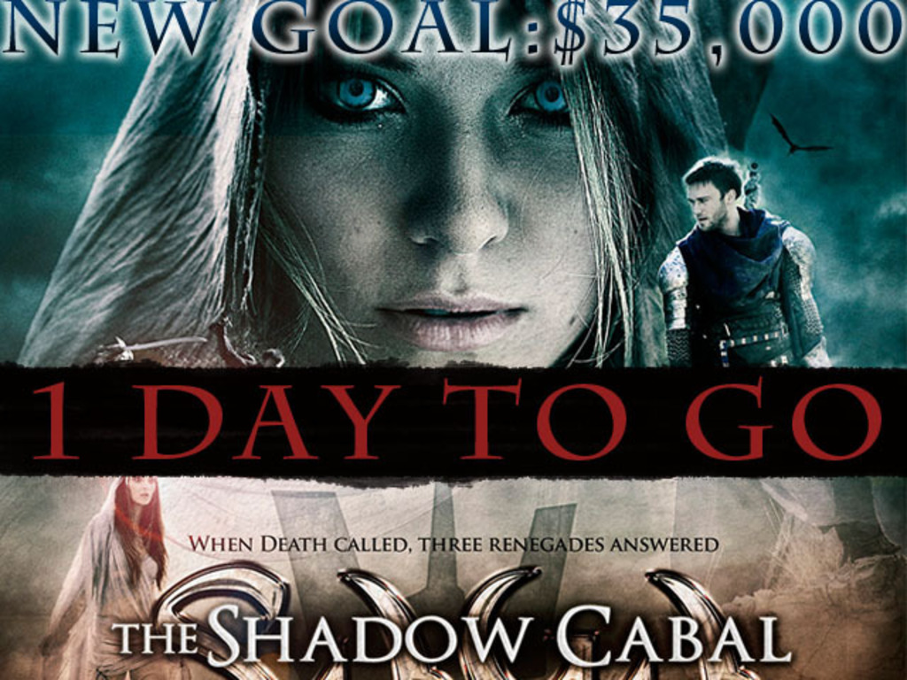 The Shadow Cabal (feature film)'s video poster