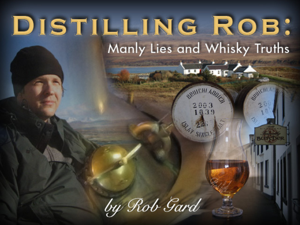 Distilling Rob: Manly Lies and Whisky Truths's video poster