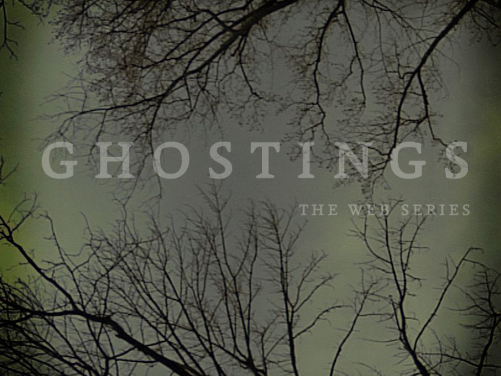 Ghostings: The Web Series's video poster