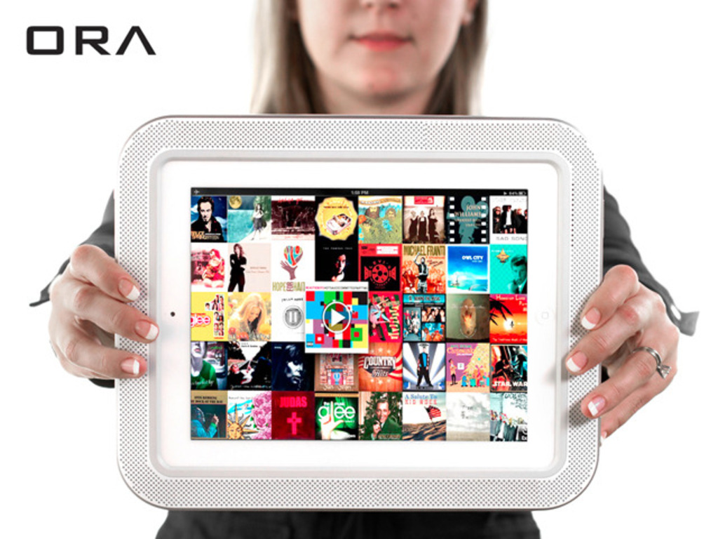 ORA: Ultimate Sound System for iPad (Canceled)'s video poster