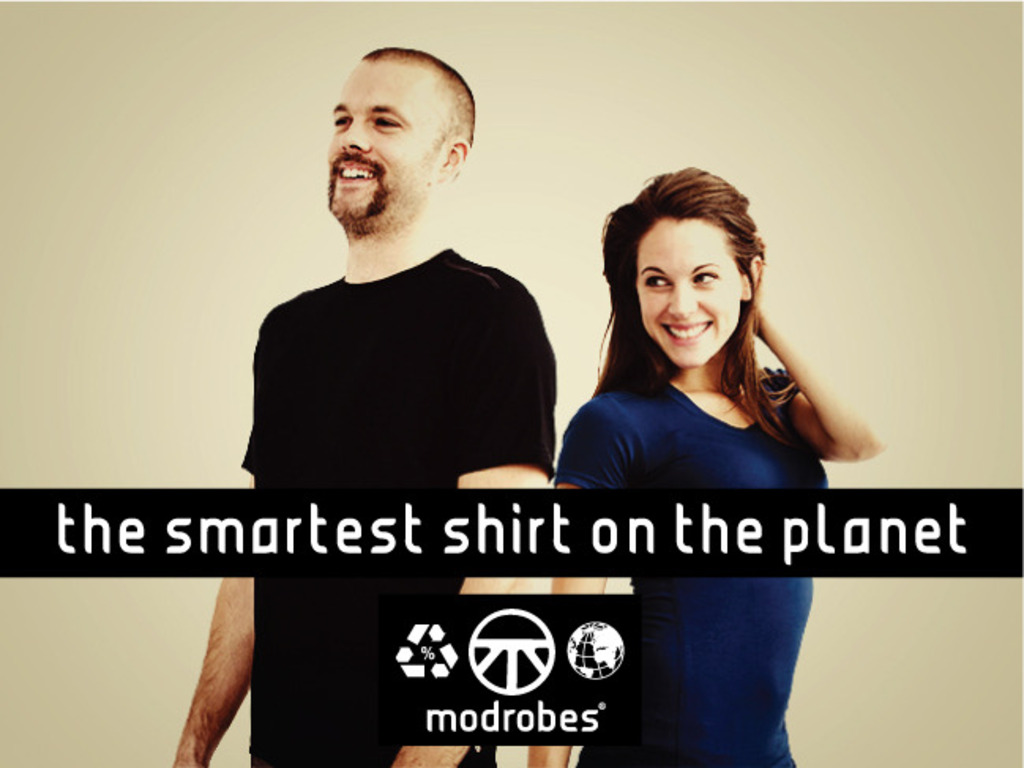 The smartest shirt on the planet's video poster