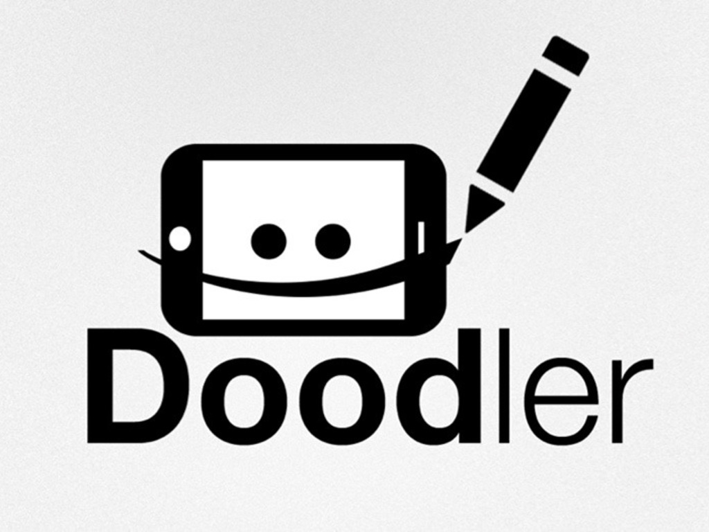 Doodler App: Learn to Draw, then Share your Doodles.'s video poster