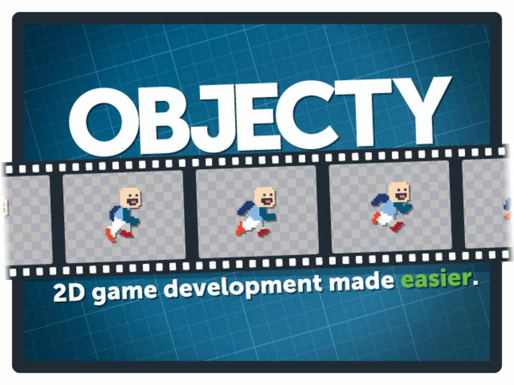 Objecty - a tool for all 2D game developers!'s video poster