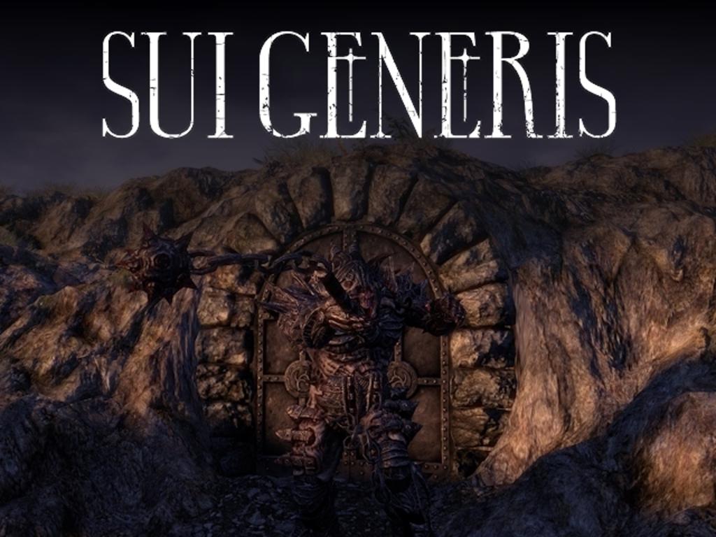 Sui Generis's video poster