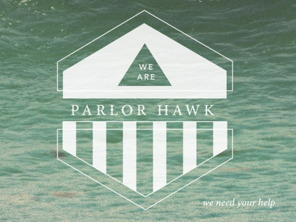 Parlor Hawk -  New Album 2013's video poster