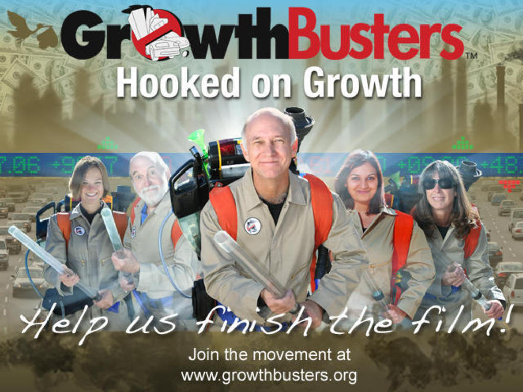 Will Direct to Save Civilization: GrowthBusters's video poster