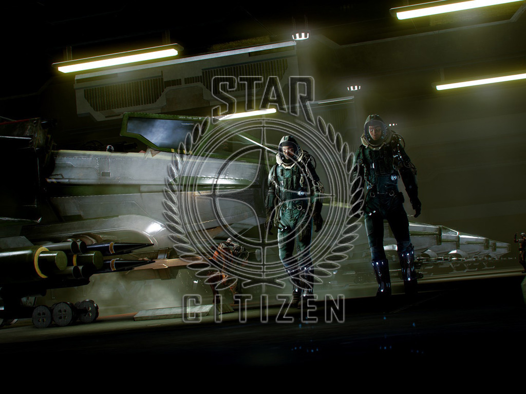 Star Citizen's video poster