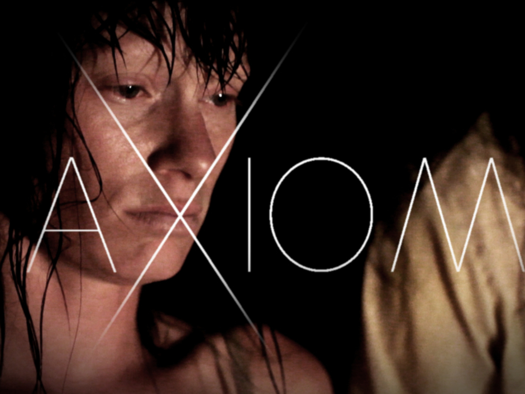 AXIOM's video poster