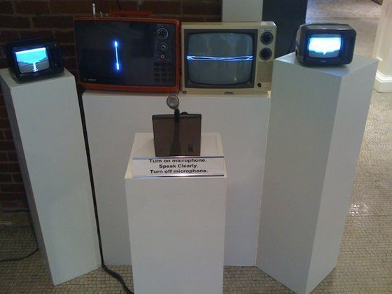 Prepared Televisions for Voice's video poster