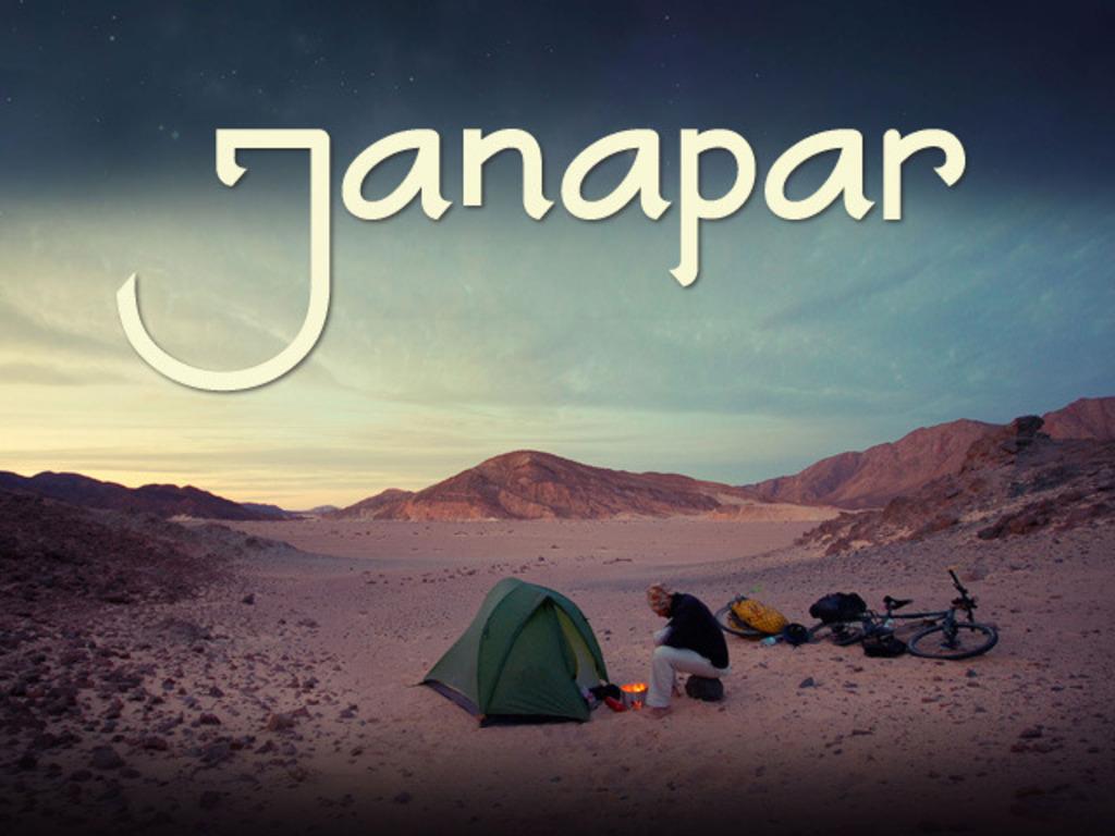 Janapar: Love on a bike's video poster