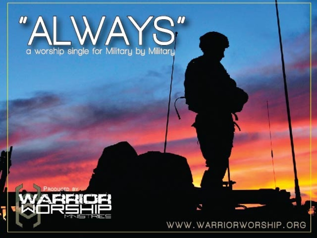 Always - The Worship Single's video poster