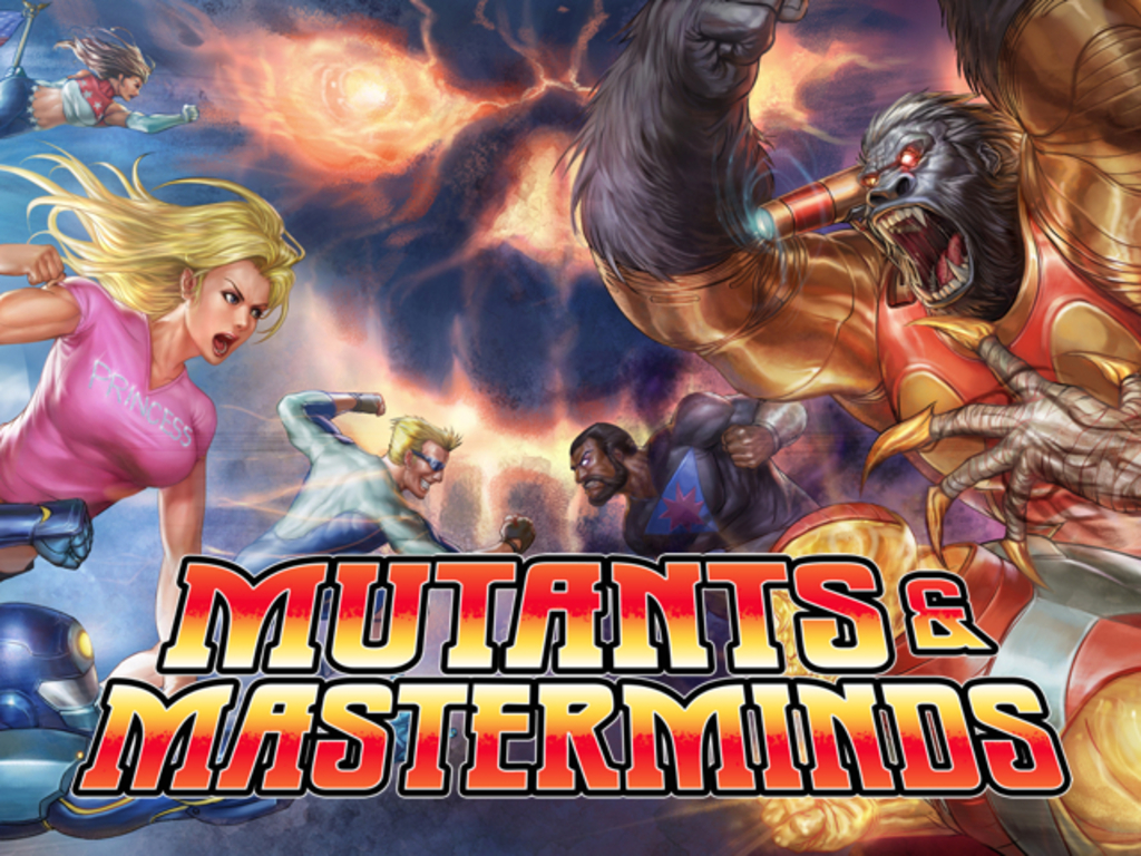 Mutants & Masterminds 10 Year Anniversary Edition's video poster
