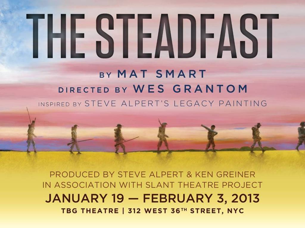 The Steadfast by Mat Smart's video poster