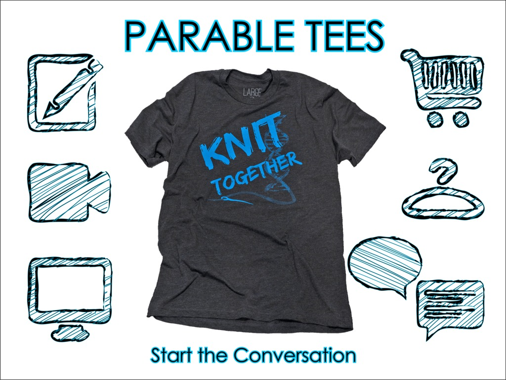 Parable Tees - Apparel Designed For Conversation's video poster
