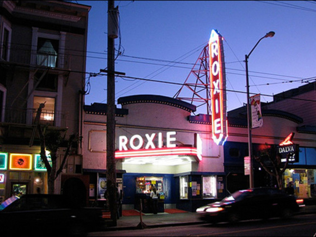 The Roxie Theater is Keeping Our Mission Reel!'s video poster