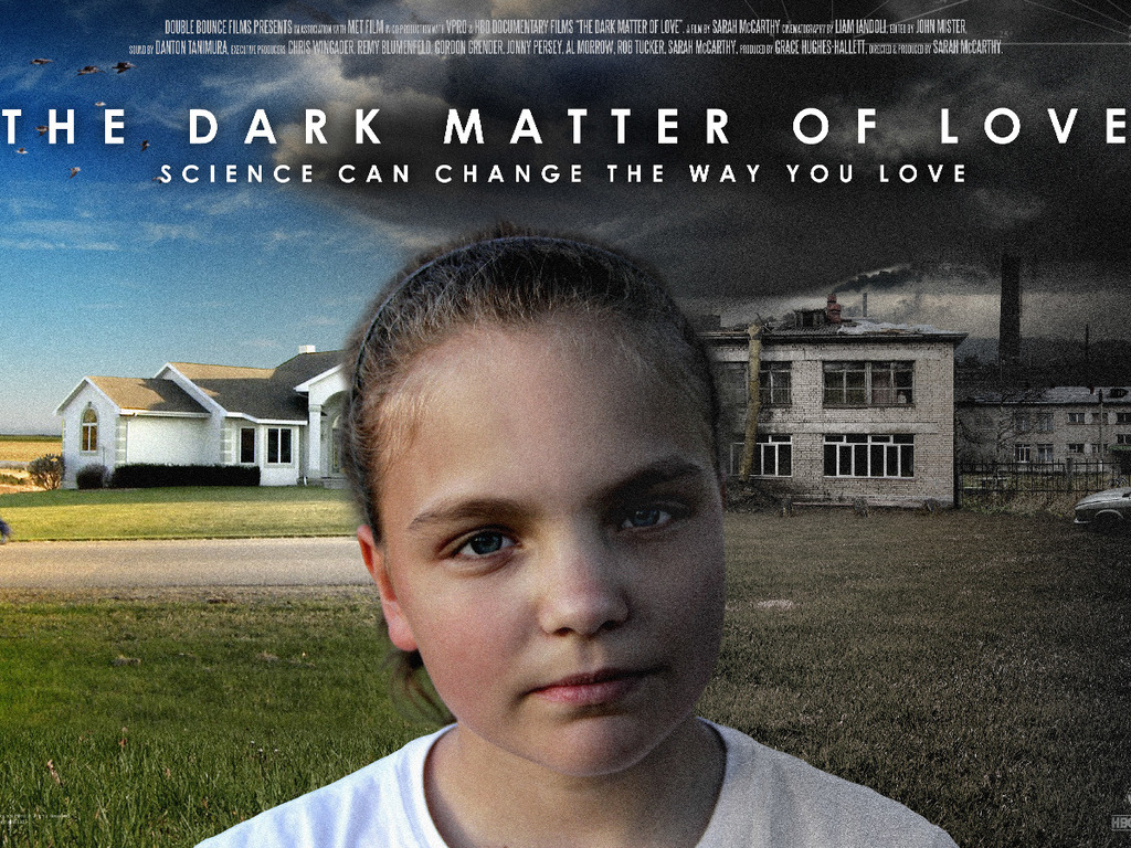 The Dark Matter of Love's video poster