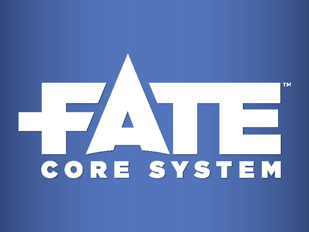 Fate Core's video poster