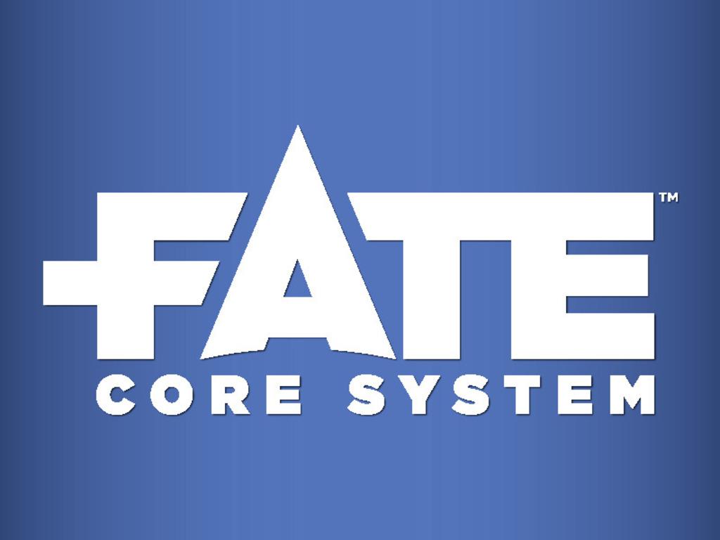 Fate Core's video poster