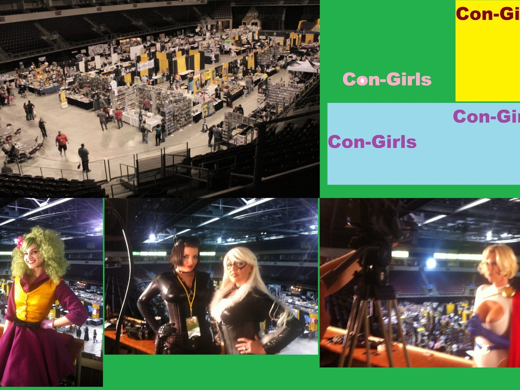 Con-Girls's video poster