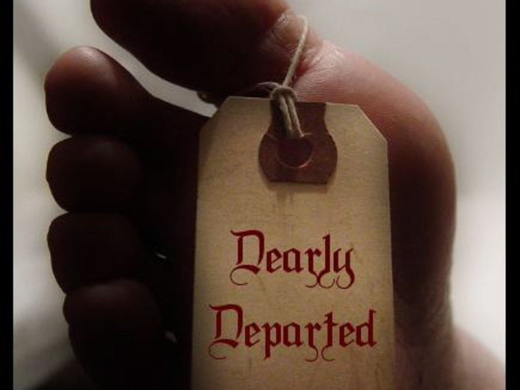 Dearly Departed's video poster