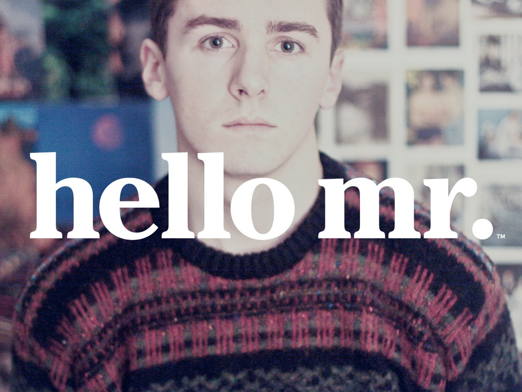 Hello Mr.'s video poster