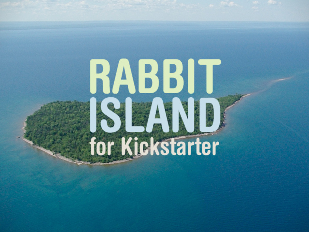 Rabbit Island Artist Residency's video poster