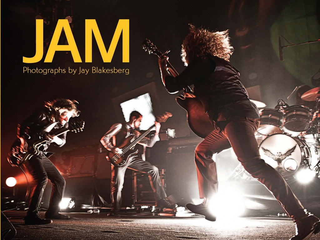 JAM - A Collection of Epic Live Photos from Jay Blakesberg's video poster
