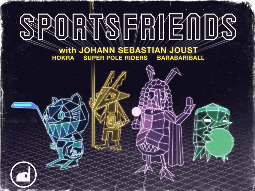 SPORTSFRIENDS featuring Johann Sebastian Joust's video poster