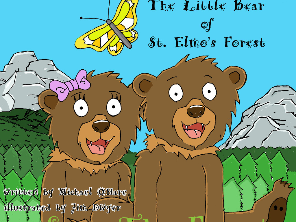 The Little Bear of St. Elmo's Forest Children's Book's video poster