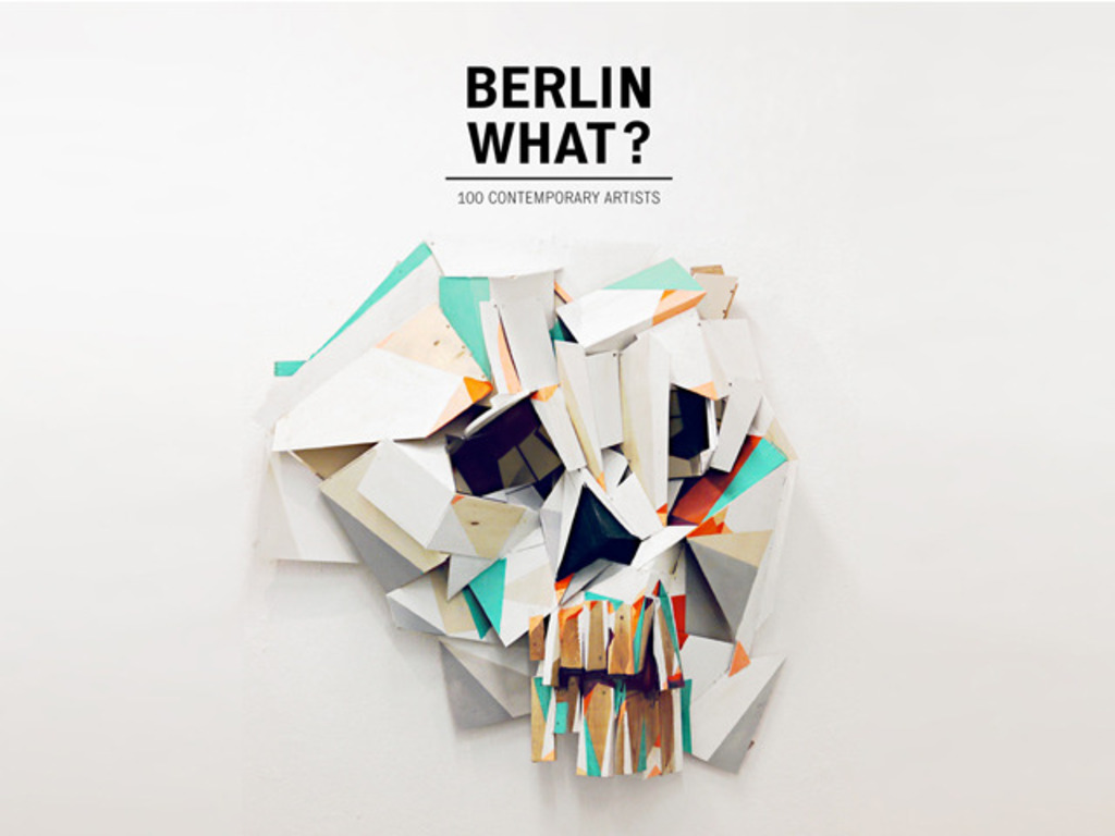 BERLIN WHAT? – 100 contemporary artists's video poster