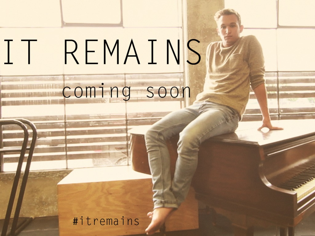 "Kent Boyd presents ""IT REMAINS""'s video poster"
