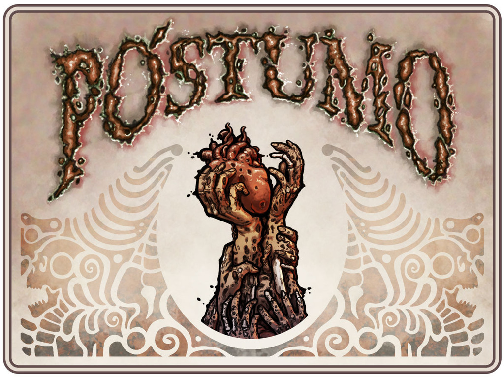 Póstumo - The Deck of the Dead USPC-Printed Playing Cards's video poster