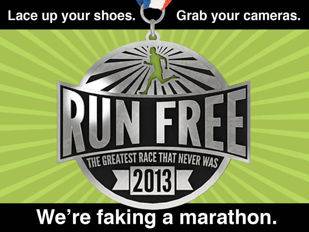 Run Free 2013's video poster