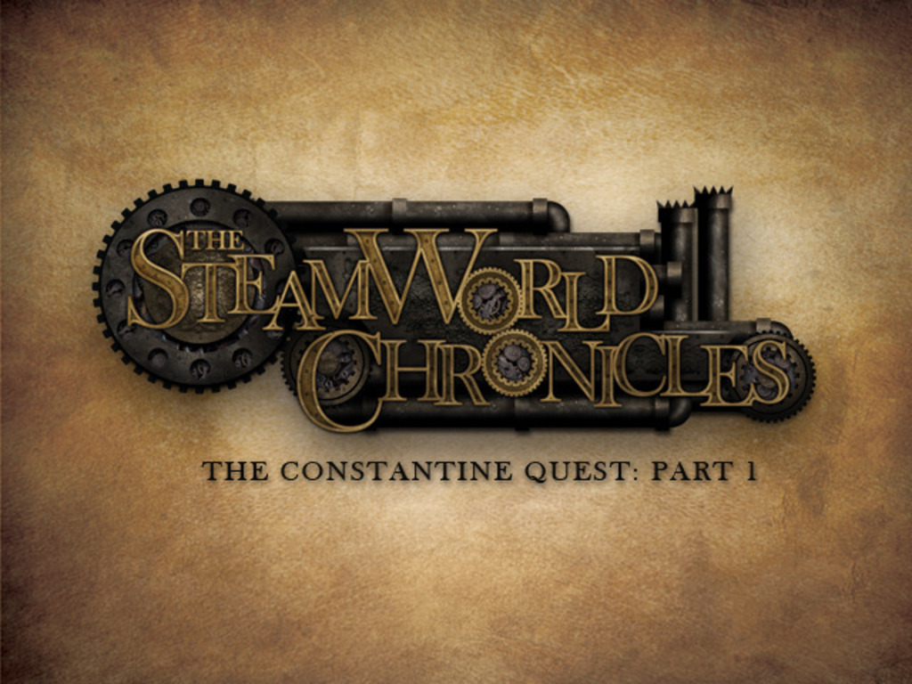 The Steamworld Chronicles - The Constantine Quest pt.1's video poster