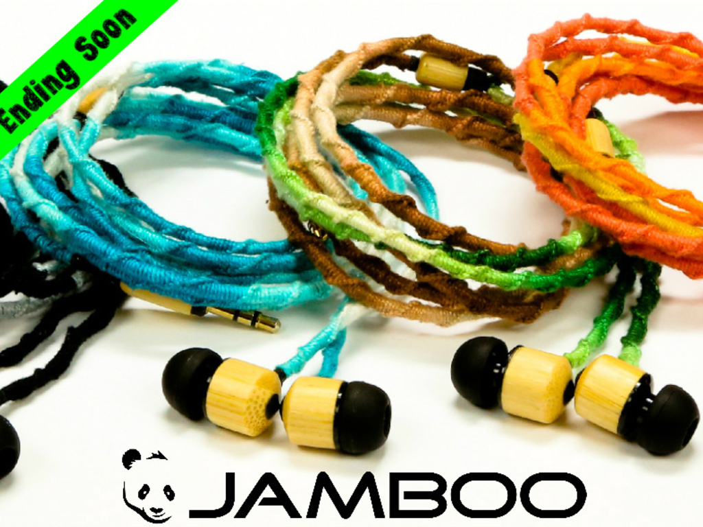 JAMBOO Headphones - Stand Out Jam Out's video poster