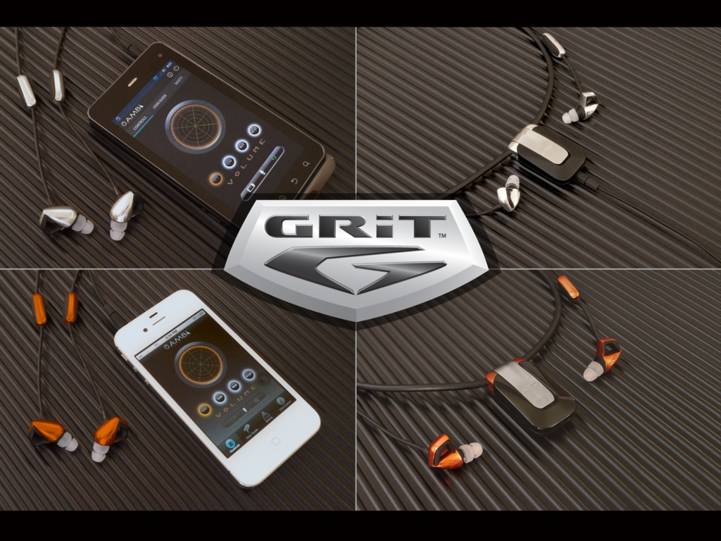 GRiT - Augmented Reality Earphones's video poster